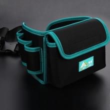 03 type 7 In 1 Canvas doek verdikking elektricien riem etui onderhoud Tools taille tas handig hulpmiddel zak