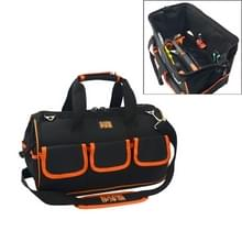 EZRE multifunctionele Oxford doek elektricien Belt Pouch onderhoud Tools handtas schoudertas handige Tool Bag  grootte: 17 inch