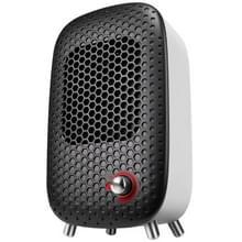 500W Mini elektrische kachel Office persoonlijke bureaublad kacheltje huishoudelijke elektrische Warmer (wit)