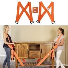 Onderarm Forklift bewegende huis meubels verwijderen effectief bewegende riem bretels riemen touw