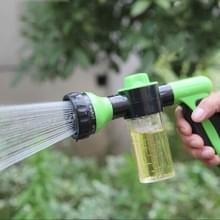Multifunctionele auto schuim waterpistool tuin drenken Tools huisdier douche sprinkler  willekeurige kleur levering  zonder Water Pipe