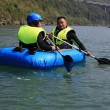 Drifting visserij reddingsvesten met fluitje zwemmen voor volwassenen & kinderen  maat: L(Yellow)