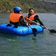 Drifting zwemmen vissen reddingsvesten met fluitje voor volwassenen  Size:XXL(Orange)