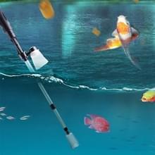 Elektrische multifunctionele lengte verstelbaar Fish Tank reiniging waterfilter