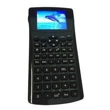 Multifunctionele draagbare 2 4 inch weergavescherm E-Book Calculator  ondersteuning geluidsopname/radio/muziek & video afspelen/foto browsen