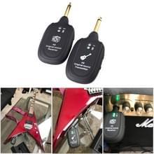 Gitaar draadloze zender ontvanger A8 elektrische gitaar draadloze verbinding systeem pickups