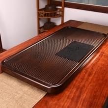 Huishoudelijke massief hout drainage type rechthoek thee dienblad thee tafel  het land van bossen en wateren  grootte: 90.5 x41x5cm