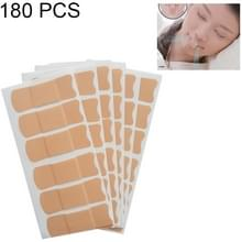 5 pakketten slaap nacht snurken preventie droom Talk/snurken/neus en lip sticker 36 stuks