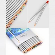 Professionele kunst schets Kleurplaat boeken tekenen van levendige kleuren 24-kleur houten kleurpotloden Set