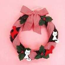 De kroon van Kerstmis decoratie kerst