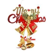 Kerstboom decoratie Merry Christmas Bowknot Bells