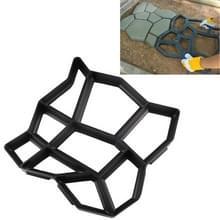 Handmatige Cement beton weg schimmel kunststof schimmel DIY Tuin bestrating schimmel