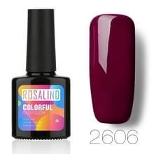 ROSALIND Gel Poolse Set UV Semi Permanente Nail Art Manicure Gel  Capaciteit: 10ml  2606