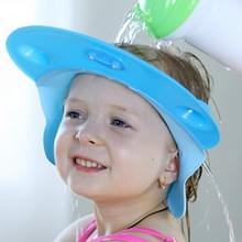 Hippo vormige verstelbare Baby kinderen siliconen douche Caps  willekeurige kleur levering