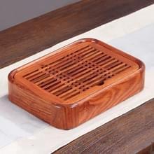 Huishoudelijke Rosewood water opslag thee lade Kung Fu Teaware  grootte: 26 x 19 x 5 cm