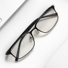 Originele Xiaomi TS Basic Anti Blue-ray UV400 bril (zwart Frame + licht geel Lens)