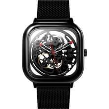 Originele Xiaomi CIGA Fashion uitgeholde mechanisch horloge (zwart)