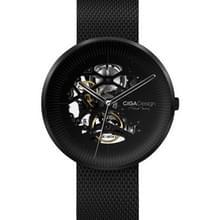 Originele Xiaomi CIGA mijn serie Fashion mechanisch horloge (zwart)