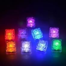 5 stuks kleur langzaam Flash LED verlichting licht ijsblokjes voor Valentines Day