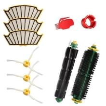 Sweeping Robot Accessories Roller Brush Side Brush Haipa Filter Accessories Set for irobot 500 Series