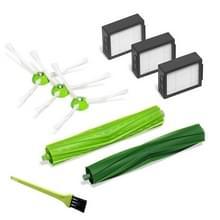 Sweeper Accessories Side Brush Filter Main Brush Set for irobot Roomba i7 E5 E6