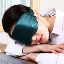 Originele Xiaomi Youpin PMA Cool Easy Graphene Heating Silk Eye Mask (Groen)