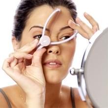 Schoonheid gereedschap handmatige Facial Hair Remover