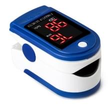 Precision Finger Pulse Oximeter Blood Oxygen Monitor(Blauw)