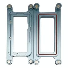 LCD-scherm scherm glazen bezel frame lijm druk laminerende houder voor iPhone 12 / 12 Pro