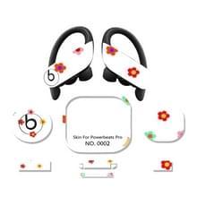 Draadloze oortelefoons beschermende film krasbestendige sticker voor Powerbeats Pro