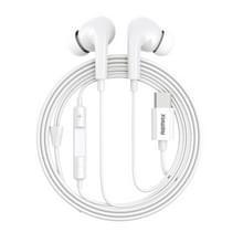 REMAX RM-533 AirPlus Pro Type-C In-Ear Stereo Music Earphone met Wire Control + MIC  Ondersteuning Handsfree(Wit)