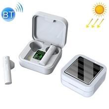 Air6 Plus Bluetooth 5.0 Mini Solar Charging Sport Draadloze Bluetooth-oortelefoon met oplaaddoos