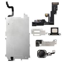 6 in 1 voor iPhone 6 LCD reparatie accessoires deel set (zwart)