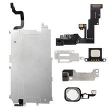 6 in 1 voor iPhone 6 LCD Repair Accessoires Part Set (Wit)