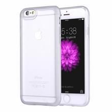 Voor iPhone 6 & 6s anti-zwaartekracht magische Nano-zuig technologie Sticky Selfie beschermende Case(Transparent)