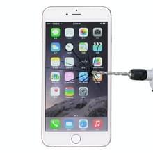 GOOSPERY voor iPhone 6 & 6s 0 26 mm Ultra dunne 9 H oppervlaktehardheid 2.5D gebogen rand getemperd glas scherm Film