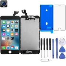 4 in 1 voor iPhone 6s Plus (Front Camera + LCD + Frame + touchpad) Digitizer Assembly(Black)