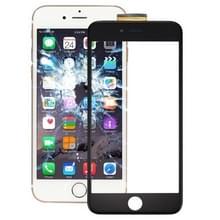 Touch Panel met Front LCD scherm Bezel Frame & OCA optisch duidelijk zelfklevende voor iPhone 6s Plus(Black)