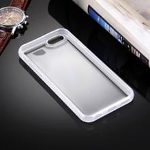 Voor iPhone 6 Plus & 6s Plus anti-zwaartekracht magische Nano-zuig technologie Sticky Selfie beschermende Case(Transparent)