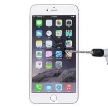 GOOSPERY voor iPhone 6 Plus de 6s Plus de 0 26 mm Ultra dunne 9 H oppervlaktehardheid 2.5D & gebogen rand Tempered glas scherm Film