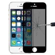 9H 6D Anti-Glare gehard glas film voor iPhone 6 plus/6s plus (zwart)