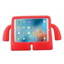 Universele EVA weinig handen TV Model Shockproof Cover beschermhoes voor iPad 9 7 (2018) & iPad 9 7 (2017) & iPad Air & iPad Air 2(Red)