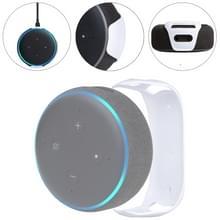 Wall Mount hanger houder staan voor thuis Voice-assistenten  Amazon ECHO dot 3e generatie (wit)