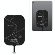 NILLKIN NKR01 Voor iPad mini 7 9 inch Short Magic Tag Plus QI-standaard draadloze oplaadontvanger met 8-pins poort