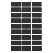 100 PCS LCD Display Flex Kabel wattenschijfjes voor iPhone 7