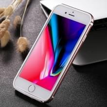 Voor iPhone 8 & 7 aluminiumlegering Bumper Frame(Rose Gold)