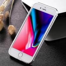 Aluminiumlegering het Frame van de Bumper voor iPhone 8 & 7 (zilver)