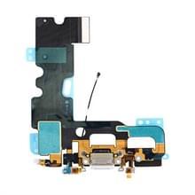 Opladen poort + Audio Flex kabel voor iPhone 7(White)