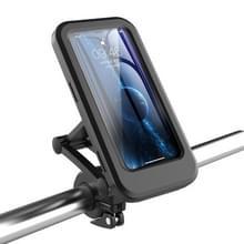 Waterproof Bag Bicycle Touch Screen Mobiele Telefoon Bracket voor telefoon onder 7 inch