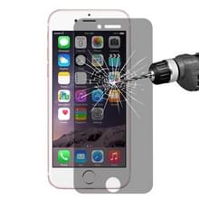 ENKAY voor iPhone 8 Plus & iPhone 7 Plus Hat-Prins 0 26 mm 9 H + oppervlaktehardheid 2.5D Anti-Glare Privacy Non-full getemperd glas Film